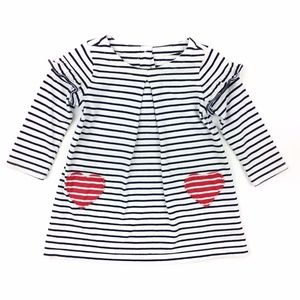 BabyGap Heart Pocket Knit Dress